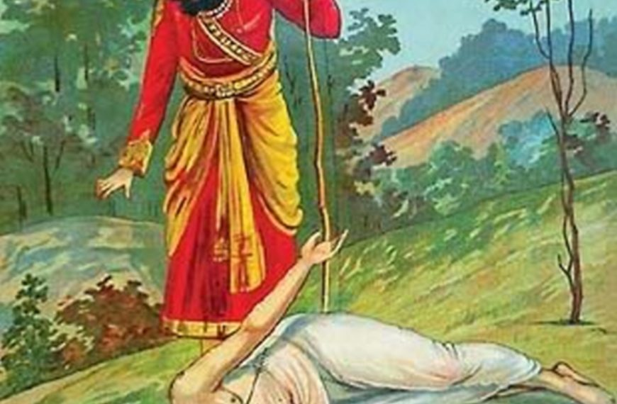 Two Instances In Ramayana Which teach that Karma is Supreme