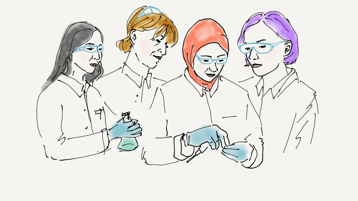 Women in Science (Global scenario)